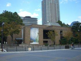 大阪市立東洋陶磁美術館です