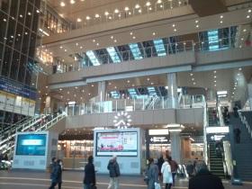 JR大阪駅です