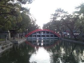太鼓橋 全景